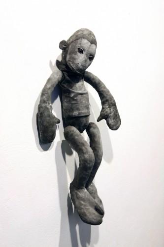 """JOSÉ COBO """"Rag monkey"""""""